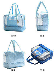 cheap -Travel Bag Waterproof Pouch Beach Bag Waterproof Including Water Bladder for Clothes PVC Oxford Cloth 36*29*18