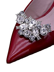 cheap -PC Decorative Accent with Diamond for Shoes