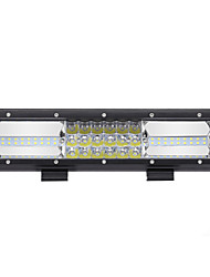 cheap -162W 16200lm 6000K LED White Combo 3-Rows Working Light for Car/Boat/Headlight   9v-32v