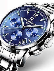 Men's Sport Watch Dress Watch Fashion Watch Unique Creative Watch Casual Watch Chinese Quartz Calendar / date / day Water Resistant /