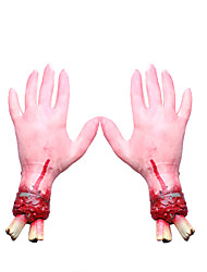 1pc rotto braccio sangue mano festa decorazione halloween haunted casa terror prank april fools'day cose halloween