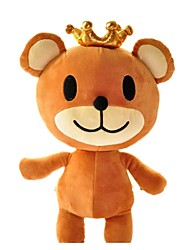 cheap -Stuffed Toys Pillow Cushion Toys Bear Teddy Bear Sponge Unisex Pieces