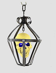 Halloween Decoration Pendant Three-Dimensional Pumpkin Paper Lanterns Props Ghost Festival Supplies Haunted House Bars Disco Hanging Ornaments