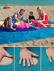200 Cm * 150 Cm Magic Sand Beach Mat Outdoor Travel Road Beach Mat