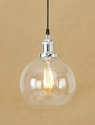 cheap -Pendant Light Ambient Light - Mini Style / Bulb Included / Eye Protection, 110-120V / 220-240V Bulb Included