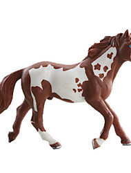 cheap -Animals Action Figures Toys Horse Animal Animals Simulation Silicon Rubber Teen Pieces