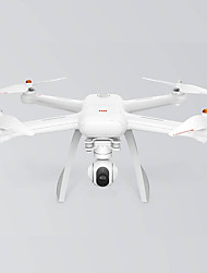 cheap -RC Drone Xiaomi Mi Drone 4K 4ch 3 Axis 2.4G With HD Camera 4K RC Quadcopter FPV / LED Lights / One Key To Auto-Return RC Quadcopter /
