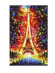 economico -Puzzle Giocattoli Torre Edificio famoso Non specificato Pezzi