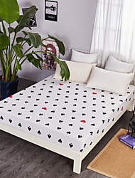 Creative Poly/Cotton Fitted Sheet