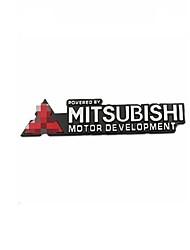 Marque de queue automobile pour la tôle mitsubishi