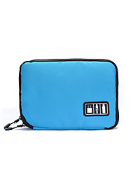 cheap -Travel Bag Travel Luggage Organizer / Packing Organizer Portable for USB Cable Clothes Oxford cloth 24*16*2