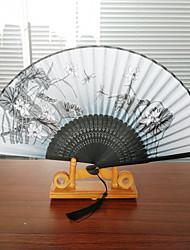 economico -Ventilatori e ombrelloni-Pezzo / Imposta Ventagli Spiaggia Giardino Farfalle Classico Matrimonio Vintage Theme Rustico Tema Nappa