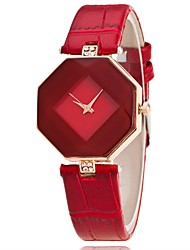 economico -Per donna Orologio elegante Orologio alla moda Orologio da polso Creativo unico orologio Orologio casual Cinese Quarzo PU Banda Ciondolo