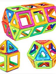 Blocos de Construir Blocos magnéticos Conjuntos de construção magnética Carros de brinquedo Brinquedos Forma Cilindrica Peças Crianças