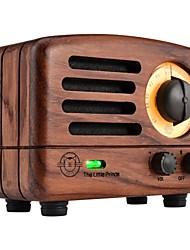 Недорогие -MAO KING MW-2 Портативный радиоприемник FM-радио / Встроенный из спикера Кофейный