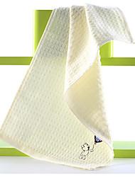 Недорогие -Полотенца для мытья,Животные принты Высокое качество 100% хлопок Полотенце