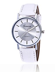cheap -XU Neutral Personality Contracted Embossing Casual Wrist Watch