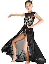 cheap -Dresses Women's Performance Spandex Sequined Sequin Flower Sleeveless Natural Dress Headwear