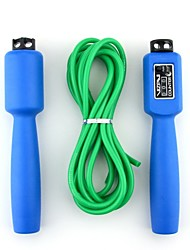 Jump Rope/Skipping Rope Exercise & Fitness Jumping Durable Help to lose weight PVC-
