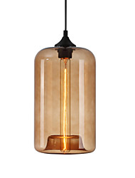 cheap -Rustic/Lodge Vintage Lantern Drum Country Island Globe Bowl Modern/Contemporary Traditional/Classic Chandelier Pendant Light For AC110-240