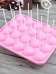 cheap -Cake Molds Novelty Everyday Use Silica Gel
