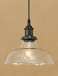 cheap -Pendant Lights LED 4W Traditional/Classic / Vintage / Retro Dining Room / Study Room/Office / Hallway Metal