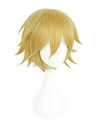 economico -Parrucche Cosplay Cosplay Cosplay Anime Parrucche Cosplay 35cm CM Tessuno resistente a calore Per uomo Per donna