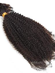 cheap -Brazilian Hair Kinky Curly Virgin Human Hair Bundle Hair Human Hair Weaves Human Hair Extensions