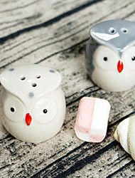 cheap -2pcs/Set - Love Birds Salt and Pepper Shakers Wedding Favor Beter Gifts® Door Gifts