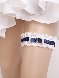 Elastic Wedding Garter with Rhinestone Wedding AccessoriesClassic Elegant Style