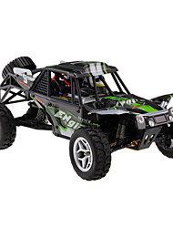 cheap -RC Car WL Toys 18429 2.4G 4WD High Speed Drift Car Off Road Car Buggy (Off-road) 1:18 Brush Electric KM/H Remote Control / RC
