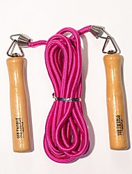 Jump Rope/Skipping Rope Exercise & Fitness Jumping Durable Help to lose weight Braided Fabric-
