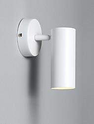 7 GU10 Modern/Zeitgenössisch Eigenschaft for LED Ministil Birne inklusive,Ambientelicht Wandleuchte
