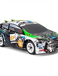 WLtoys K989 1:28 2.4G 4CH RTR Off-Road Remote Control High-speed 30km/h Alloy Chassis Structure RC Car