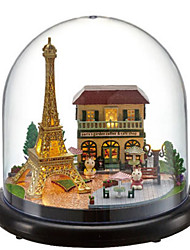 cheap -Balls Music Box Model Building Kits Toys DIY House Plastics Glass Classic Pieces Not Specified Gift