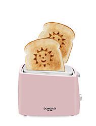 Máquinas Para Fazer Pão Torradeira Utensílios de Cozinha Inovadores 220VTemporizador Multifunções Função de temporização Leve e