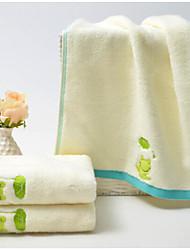 baratos -Toalha de Lavar,Sólido Alta qualidade 100% Algodão Toalha