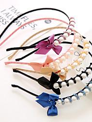 abordables -Bandas de cabeza Accesorios para el cabello Accesorios pelucas Para mujeres