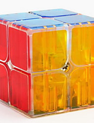 abordables -Rubik's Cube z-cube 2*2*2 Cube de Vitesse  Cubes Magiques Anti-Stress Casse-tête Cube Mode d'Emploi Inclus Cadeau Unisexe