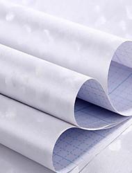simple Texturé Fond d'écran pour la maison Contemporain Elégant Revêtement , PVC/Vinyl Matériel Ruban Adhésif fond d'écran , Couvre Mur