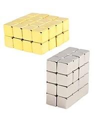 abordables -Jouets Aimantés Puzzles 3D / Balle magique / Aimant Néodyme 128pcs 5mm Magnétique / A Faire Soi-Même Nouveauté Unisexe Cadeau