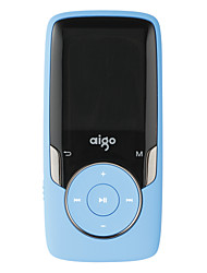 Aigo MP3 MP3 / WMA / WAV / FLAC / APE Batterie Li-ion rechargeable