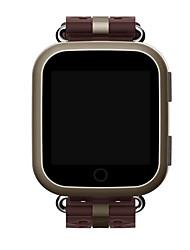 Herrn Sportuhr Smart Uhr Chinesisch digital LED Touchscreen Alarm Herzschlagmonitor GPS-Uhr Schrittzähler Kommunikation Leder Caucho Band
