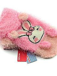 Собака Плащи Одежда для собак На каждый день Кролик Желтый Розовый