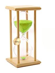 Недорогие -«Песочные часы» «Песочные часы» Дерево Стекло Универсальные Подарок