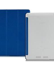 Недорогие -Оригинальный teclast x98 воздух iii / x98 плюс кожаный чехол pu пластиковый материал тройной складной дизайн подставка функция