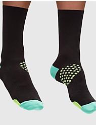 cheap -Sport Socks / Athletic Socks Bike/Cycling Socks Unisex Running/Jogging Cycling Anatomic Design Breathability Lightweight 1 Pair Spring
