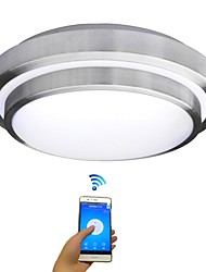 cheap -Jiawen LED Wifi Wireless ceiling lights 15W  Indoor Smart lighting with App Remote Control AC 85-265V
