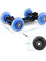 ASJ Factory Direct  Mini Desktop Mute Slide Camera Rail Car Mini Drift Car DSLR Photography With Adapter Mount Action Camera