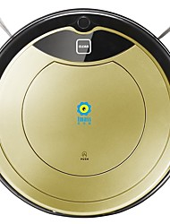 cheap -IMASS Robot Vacuum DS Wet and Dry Mopping Self Recharging Avoids Falling Anti-collision System Schedule Cleaning Plan Remote